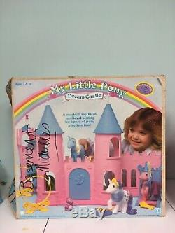 Vintage My Little Pony G1 Dream Castle (1984) Includes Box