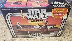Vintage Original Kenner Star Wars 1978 Landspeeder Boxed Land Speeder NICE BOX