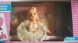 Vintage Pedigree Sindy Ballerina doll #42015, mint, original box, MIB