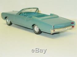 Vintage Plastic 1965 Olds Dynamic 88 Convertible Promo Car, + Box