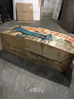 Vintage Remco Whirlybird Helicopter Soldiers Box Extras 60s 1960s Rare Chopper