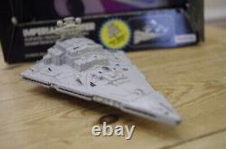 Vintage Star Wars ANH Die-Cast Imperial Cruiser Boxed Palitoy