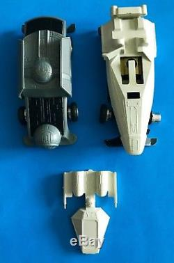 Vintage Star Wars Duel At Death Star Racing Set Power Passers In Box 1978