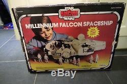 Vintage Star Wars ESB Millenium Falcon Boxed Palitoy