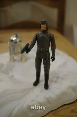 Vintage Star Wars ESB Rebel Command Centre Boxed with original Action Figures