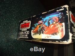 Vintage Star Wars ESB Twin Pod Cloud Car in Original Box
