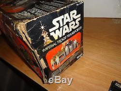Vintage Star Wars Kenner Imperial Troop Transport in Original Box