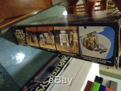 Vintage Star Wars Land of the Jawas Playset in Original Box