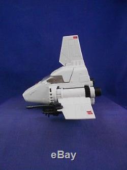 Vintage Star Wars ROTJ 1983 ISP-6 Imperial Shuttle Pod Nice withBox, Inst & Booklet