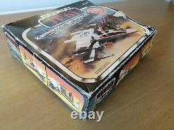 Vintage Star Wars X-Wing Fighter Vehicle in Palitoy/Meccano ROTJ Box 1983