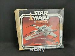 Vintage Star Wars X-Wing Fighter with Box complete Kenner 1977