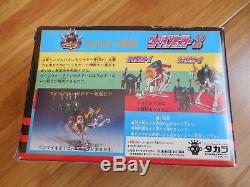 Vintage TAKARA Diaclone Walk Insecter 1980 ORIGINAL BOX early Transformers