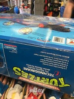 Vintage TMNT Technodrome In The Box