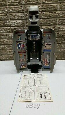 Vintage TONKA GOBOTS COMMAND CENTER #7240 in ORIGINAL BOX+Instructions c1984