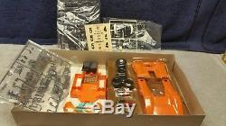 Vintage Tamiya # CS1803-698 Motorized McLaren M8A 1/18 Plastic Scale Kit Boxed
