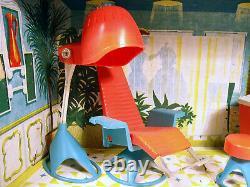 Vintage Topper Toys Penny Brite Beauty Parlor Hair Salon In Original Open Box