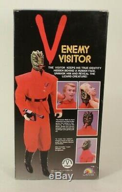 Vintage V Enemy Visitor Alien Action Figure LJN 12 Inch Mint in Original Box 84
