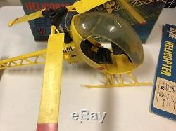 Vtg Complete 1971 Gi Joe Helicopter Adventure Team And Box