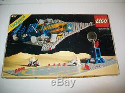 Vtg Lego Legoland Vintage Classic Space Galaxy Explorer # 497 / Complete with Box