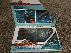 Vtg Tyco Dino Riders Series 1 QUETZALCOATLUS WithYUNGSTAR MISB Complete Boxed 1987
