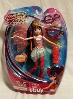 Winx Club Sirenix Musa Color Changing Doll New in box Nickelodeon Jakks Pacific
